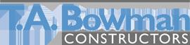 T. A. Bowman Constructors