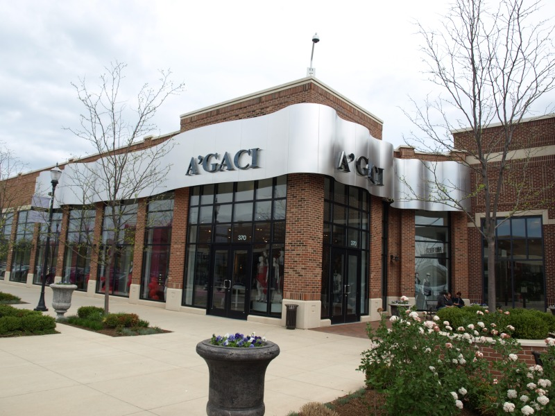A'Gaci Store Front View